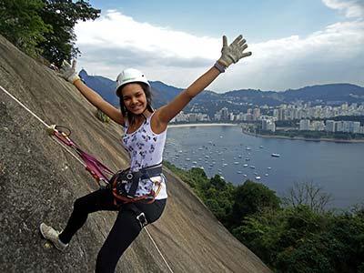Hiking Rappel Morro da Urca 02