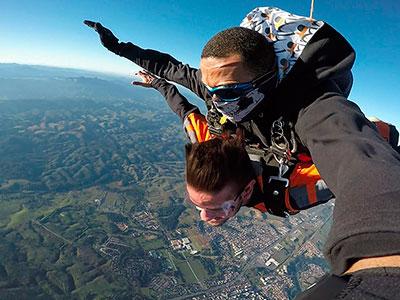 Salto de Paraquedas 3