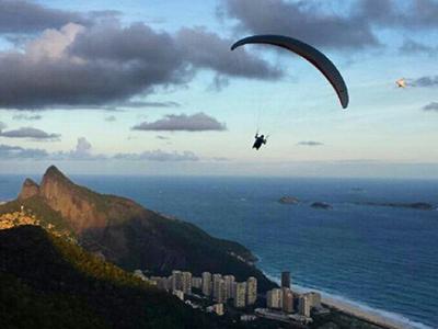 Paragliding Rio de Janeiro 05