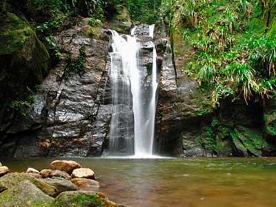 Hiking Waterfall Rio de Janeiro 03