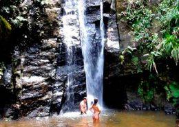 Como chegar na Cachoeira do Horto