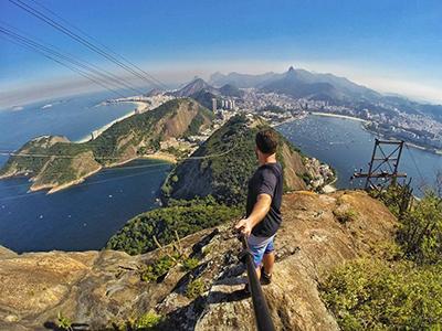 Trilhas no Rio de Janeiro