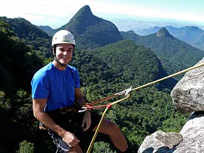 Rappel in Tijuca Forest 04