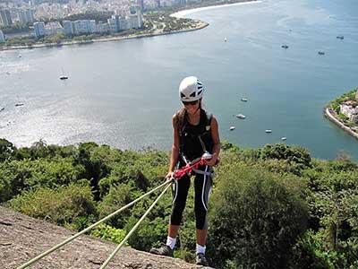 Hiking Rappel Morro da Urca 01