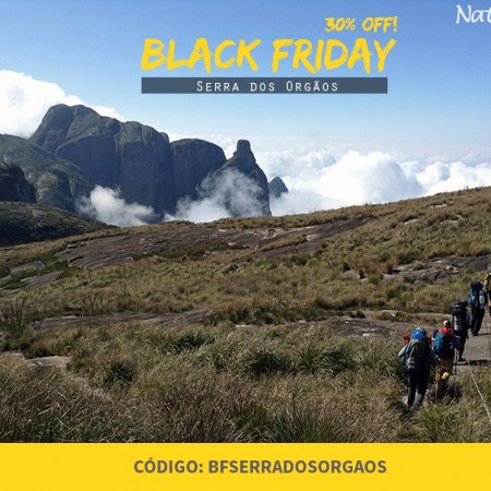 Travessia Petrópolis Teresópolis - Black Friday