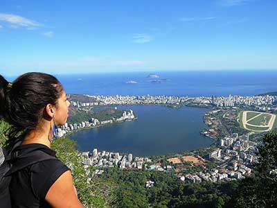 Trilha do Corcovado 8