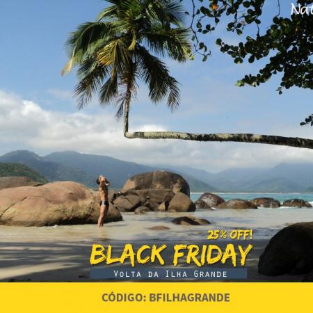 Volta Ilha Grande Trekking - Black Friday
