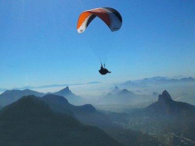 Paragliding Rio de Janeiro 01