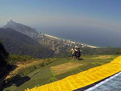 Voo Parapente Rio de Janeiro