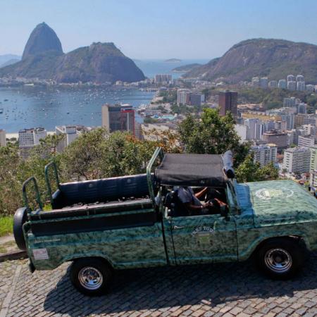 Passeio de Jeep Rio de Janeiro