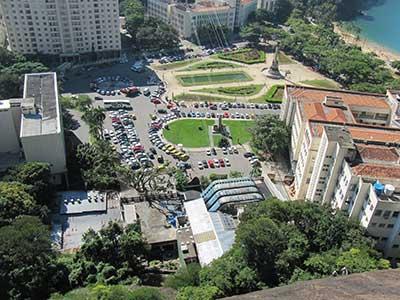 Batismo de Escalada em Rocha Rio de Janeiro 14