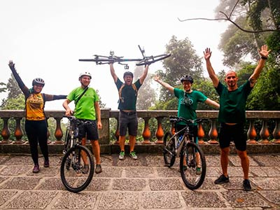 Mountain Bike Corcovado Cristo Redentor (9)