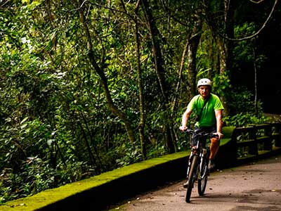 Mountain Bike Parque Nacional da Tijuca