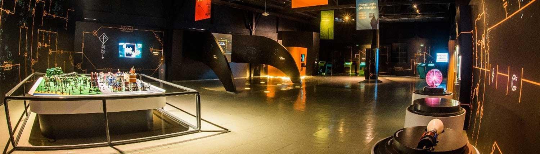 aula campo no museu light de energia