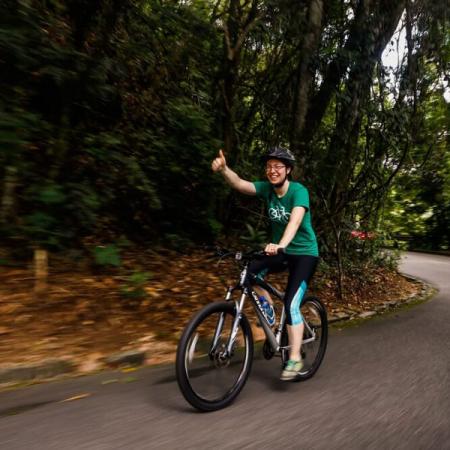 Mountain Bike Corcovado