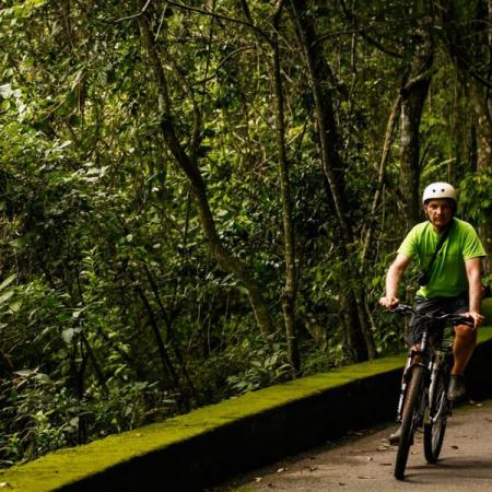 Mountain Bike Parque Nacional da Tijuca