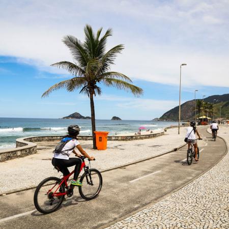 Mountain Bike Praias Selvagens