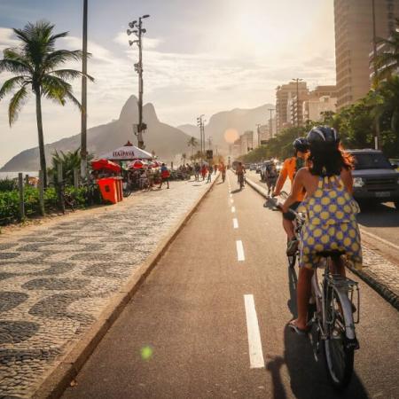 Passeio Bicicleta Rio de Janeiro
