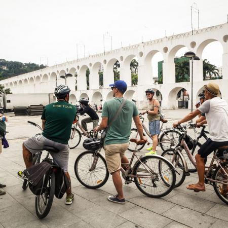 Passeio de Bike Centro Histórico