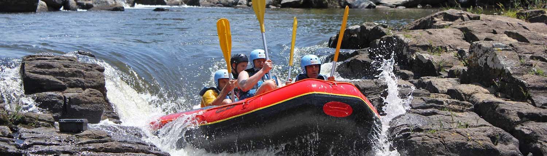 Rafting Rio de Janeiro