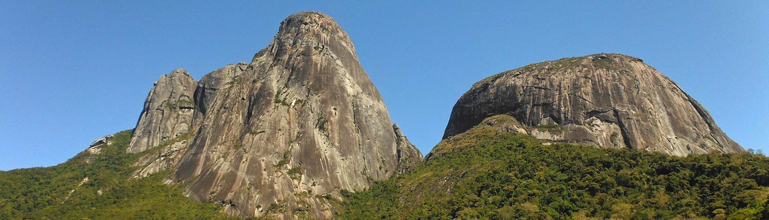 Serra do Mar in Brazil