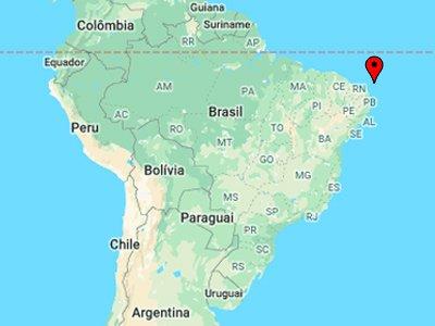 Viagem para Fernando de Noronha Onde Fica