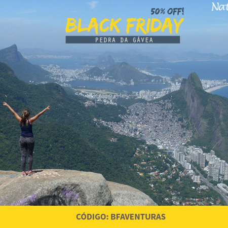 Pedra da Gávea - Black Friday