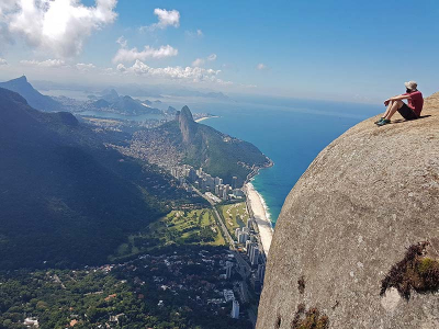 Trilha Pedra da Gávea com Guia - Rio de Janeiro