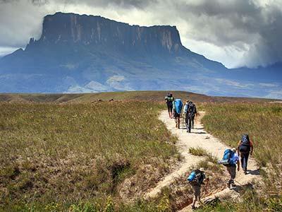 O que é trekking - Nattrip