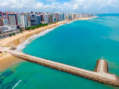 Viagem para Fortaleza Praia