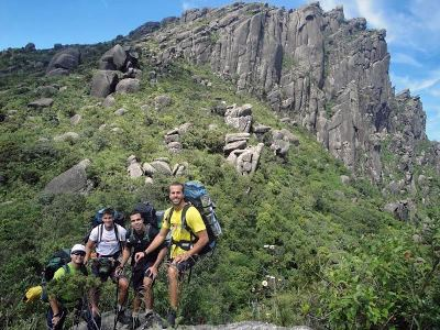 Pico do Itaguaré 99