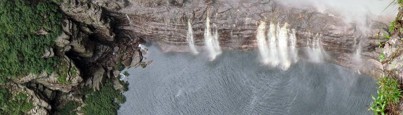 Cachoeira da Fumaça Chapada Diamantina