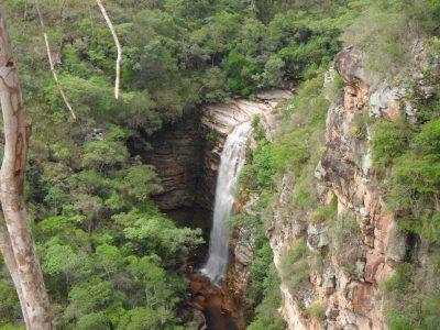 cachoeira do mosquito chapada diamantina 2