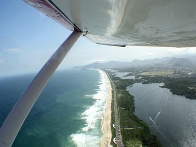 Salto de Paraquedas Rio de Janeiro