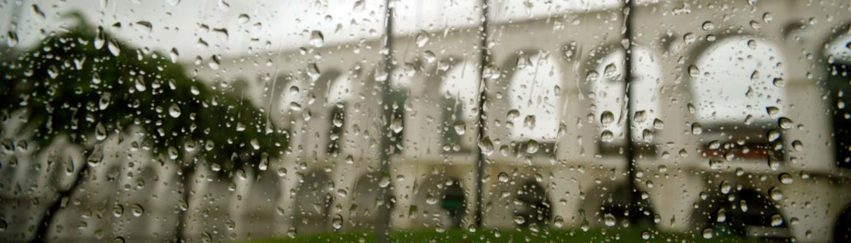 Rio de Janeiro com Chuva