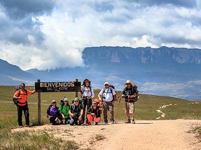 Mount Roraima Trekking