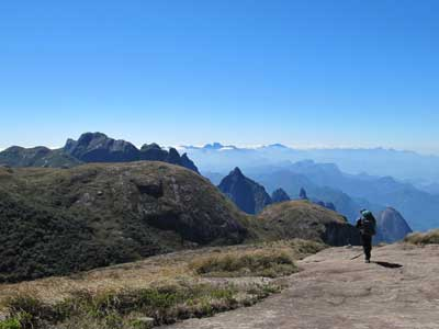 The most beautiful trekking in Brazil