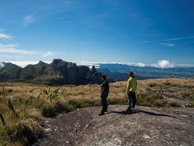 Petropolis x Teresopolis Crossing trekking expedition nattrip