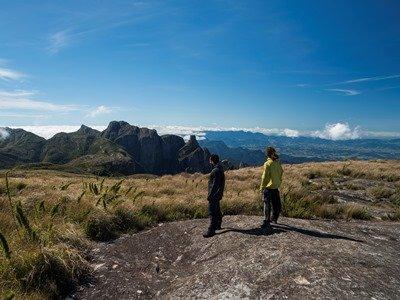 Petropolis x Teresopolis Crossing trekking expedition nattrip