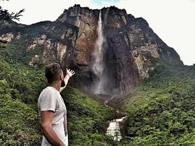 Salto Angel Waterfall Trekking
