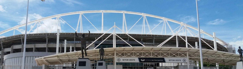 Tour Estádios de Futebol rio de janeiro