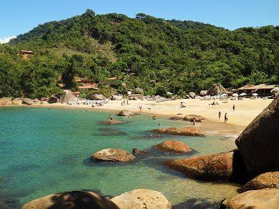 Trekking Saco do Mamanguá 03