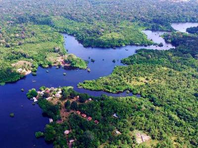 Viagem para Amazonia 4