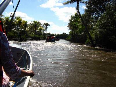 Viagem para Lencois Maranhenses Passeio de Barco
