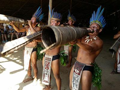 Viagem para Amazônia