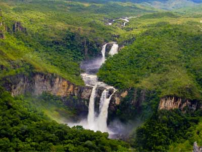 Chapada dos Veadeiros National Park cover