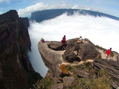 Mount Roraima Trekking Expedition Nattrip 1