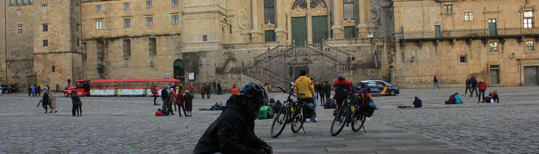 De bike por portugal e galicia