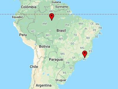 Paquete Rio de Janeiro y Amazonia