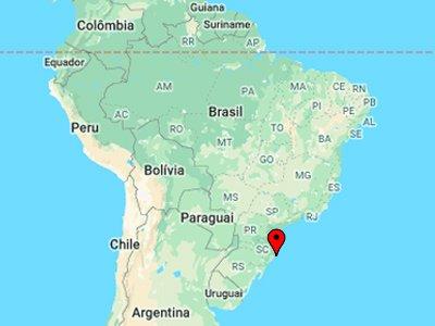 Viagem para Florianópolis